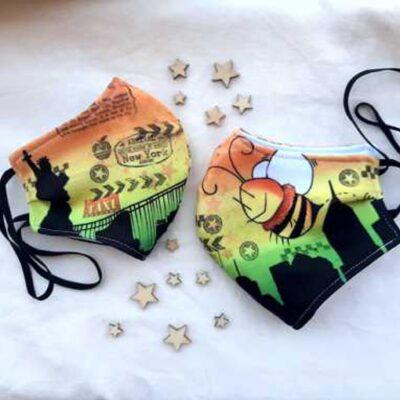 Mascarillas de moda de sara&BUGS